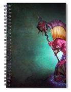 Dota 2 Spiral Notebook