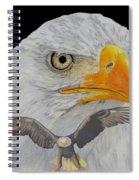 Double Eagle Spiral Notebook