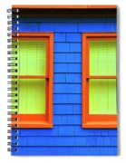 Double Pane Spiral Notebook