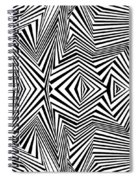 Double Punch Spiral Notebook