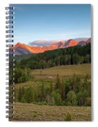 Double Rl Ranch Spiral Notebook