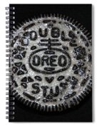 Double Stuff Oreo Spiral Notebook