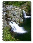 Double Twin 2 Spiral Notebook