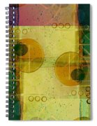 Double Vision Spiral Notebook