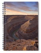 Doubleback Spiral Notebook