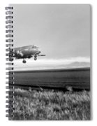 Douglas C-54 Skymaster, 1940s Spiral Notebook