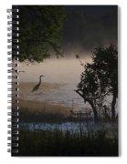 Douglas Lake Spiral Notebook