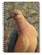 Dove Spiral Notebook
