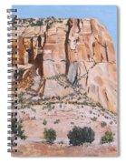 Dowa Yalanne Spiral Notebook