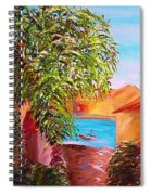 Down By The Water Spiral Notebook