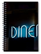 Down Home Diner  Spiral Notebook