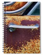 Down In The Dumps 15 Spiral Notebook