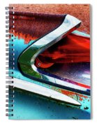 Down In The Dumps 16 Spiral Notebook