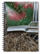 Down In The Dumps 19 Spiral Notebook