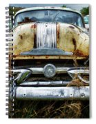 Down In The Dumps 2 Spiral Notebook