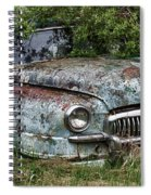 Down In The Dumps 20 Spiral Notebook