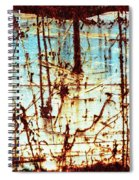 Down In The Dumps Spiral Notebook
