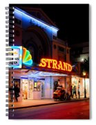 Down On Duval In Key West Spiral Notebook