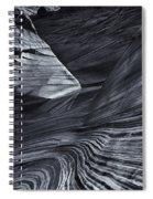 Down The Slide Spiral Notebook