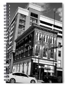 Down Town Baltimore City Spiral Notebook