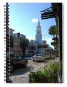Down Town Charleston Spiral Notebook