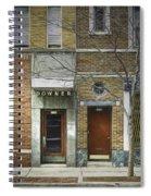 Downer Spiral Notebook