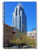 Downtown Cincinnati  4188 Spiral Notebook