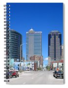 Downtown Kansas City Spiral Notebook