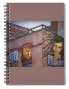 Downtown Marley Spiral Notebook