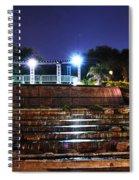 Downtown Shreveport  Spiral Notebook