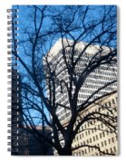 Downtown Spiral Notebook