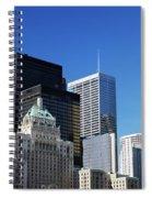 Downtown Toronto Spiral Notebook