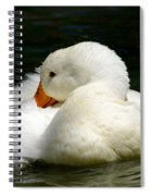 Downy Soft Spiral Notebook