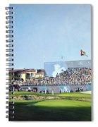 Dp World Tour Championship 2015 - Open Edition Spiral Notebook