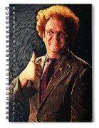 Dr. Steve Brule Spiral Notebook
