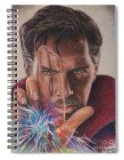 Dr. Strange Spiral Notebook