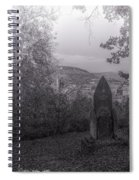 Dracula's Hill Spiral Notebook