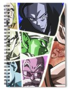 Jiren Spiral Notebook