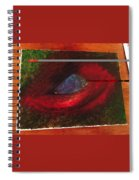 Dragon Eye Spiral Notebook