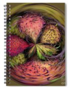 Dragon Fruit Spiral Notebook