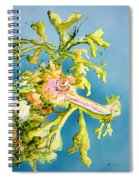 Dragon Of The Sea Spiral Notebook
