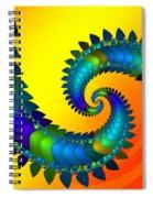 Dragon Tail Meeting Spiral Notebook