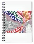Dragon Tamer Spiral Notebook