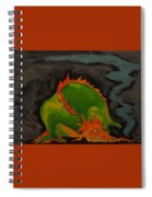 Dragon Spiral Notebook