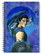 Dragoneer Spiral Notebook