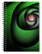 Dragons Eye Spiral Notebook