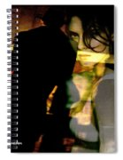 Drama After Dark Spiral Notebook