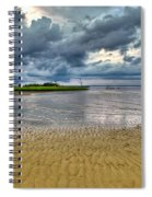 Dramatic Cloudscape Spiral Notebook