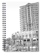 Drawing The Building Spiral Notebook