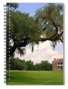 Drayton Hall Plantation Charleston Spiral Notebook